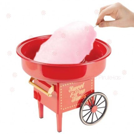 Máquina Algodón de Azúcar de Feria