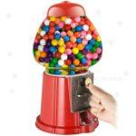 Máquina Expendedora de Chicles Y Gominolas - Hucha