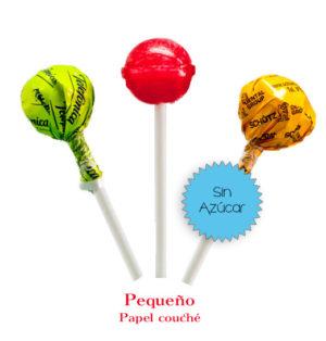 Chup chups Clásico Sin Azúcar Personalizados