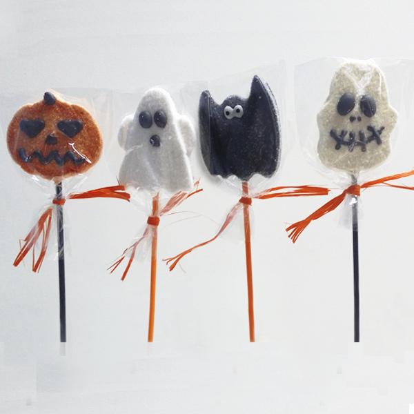 Piruletas Halloween Gominola